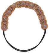 MIXIT Mixit Fabric Chain Bead Headband