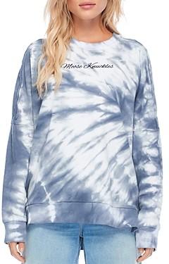 Moose Knuckles Highfield Tie-Dyed Sweatshirt