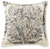 Southern Living Hanover Embroidered Floral Pillow