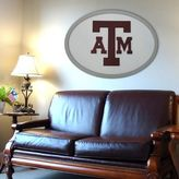 Texas A&M Aggies 46-inch Carved Wall Art