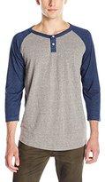 Matix Clothing Company Men's Mill Henley Shirt