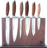 Schmidt Bros Bonded 7-Piece Knife Set, Teak