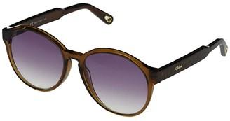 Chloé Willow - CE762SL (Peach) Fashion Sunglasses