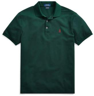 Ralph Lauren Custom Slim Fit Stretch Polo