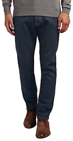 Hackett London Newburg Classic Rinse Jeans, Blue