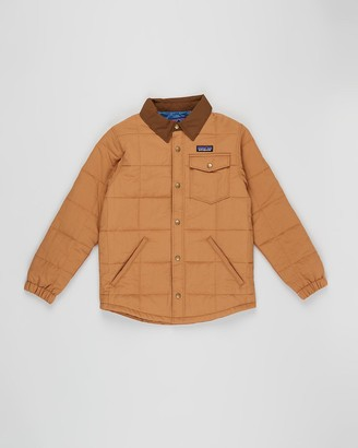 Patagonia Quilted Shacket - Kids