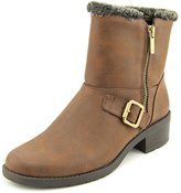 Anne Klein Lyvia Women US 7 Brown Ankle Boot