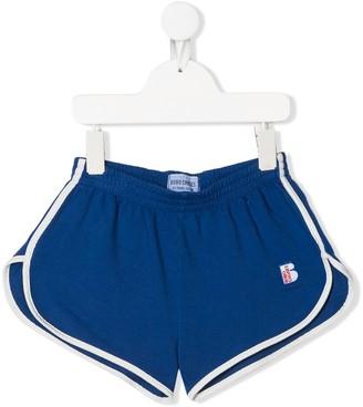 Bobo Choses Logo Patch Track Shorts