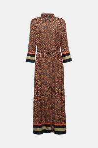 Esprit Camel Shirt Dress - 34