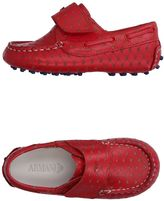 Armani Junior Loafers