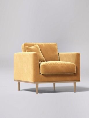 Swoon Norfolk Fabric Armchair