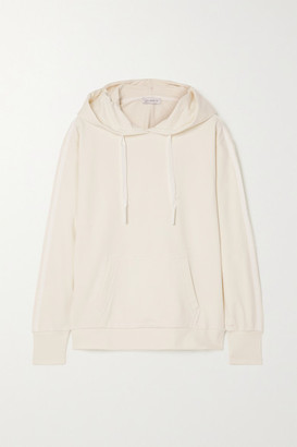 Ernest Leoty Noemie Cotton-jersey Hoodie - Ivory