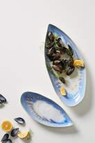 Anthropologie Oceana Platter