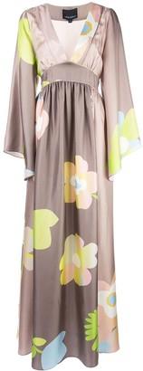 Cynthia Rowley Yvonne floral kimono dress