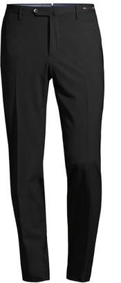 Pt01 Slim-Fit Tuxedo Pants