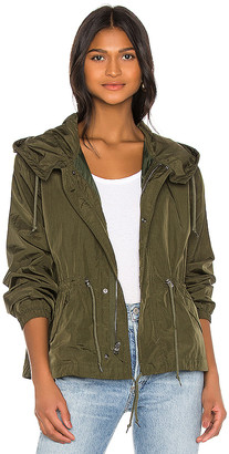 Alpha Industries Nylon Short Fishtail Jacket