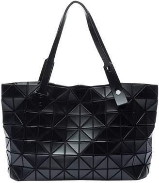Issey Miyake Black Plastic Handbags