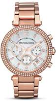 Michael Kors Pavé Parker Watch, 39mm