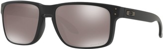 Oakley OO9102 Men's Holbrook Prizm Polarised Square Sunglasses