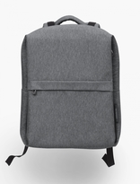 Cote & Ciel Grey Rhine Eco Yarn Backpack