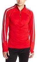 Russell Athletic Men's Technical Performance Fleece 1/4 Zip Jacket