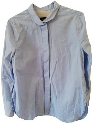 By Malene Birger Blue Linen Top for Women