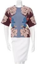 Valentino 2016 Hawaiian Couture Top