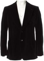 Gucci Black Velvet Jackets