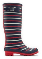 Joules Wellyprint Tall Rain Boot