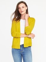 Old Navy Semi-Fitted Open-Front Sweater for Women