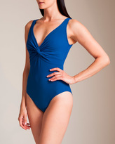Karla Colletto Basic Twist D+ Swimsuit