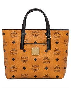 MCM Anya Shopper Shopper Mini