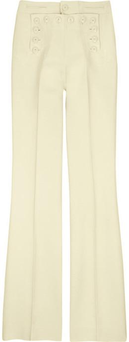 Marc by Marc Jacobs Lace-up sailor pants
