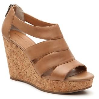 Adrienne Vittadini Chacka Wedge Sandal