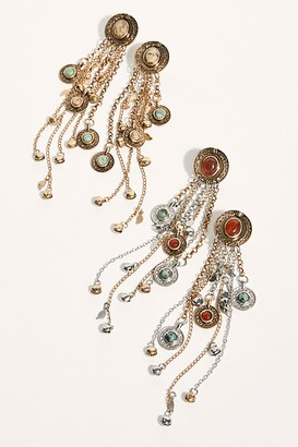Free People Ciao Coin Earrings