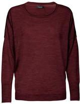 B. Young Merina Oversized Merino Wool Sweatshirt