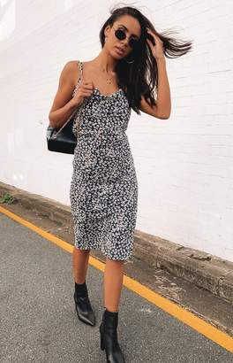 Bb Exclusive Saunter Slip Dress Daisy Print