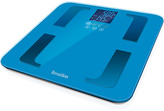Terraillon Coach One Body Weight Analysis Scale - Blue