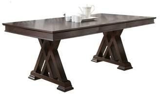 Steve Silver Co. Hildi Dining Table Espresso - Steve Silver