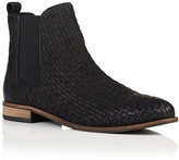 Superdry Millie Woven Chelsea Boots