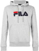 Fila logo drawstring hoodie