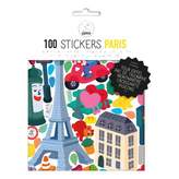 Omy Paris Wall Stickers - Set of 100