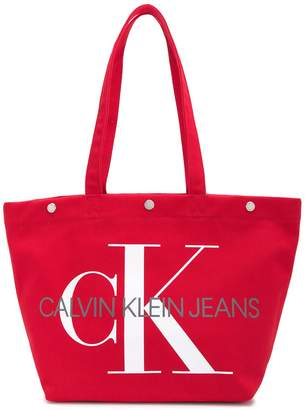 Calvin Klein Jeans Utility tote bag