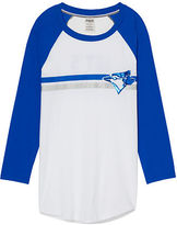 PINK Toronto Blue Jays Bling Perfect Baseball Tee