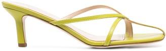 Elleme Etoile toe-strap leather sandals