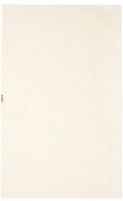 Tekla - Organic-cotton Bath Sheet - Ivory