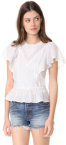 Rebecca Minkoff Feather Top