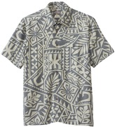 Quiksilver Waterman's North End Short Sleeve Shirt 8133652