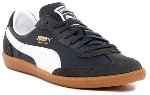 | PUMA Women's Super Liga Og Sneaker | Fashion