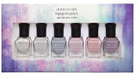 Deborah Lippmann Limited Edition Shades of Cool Gel Lab Pro Color 6-Piece Set ($72 value)
